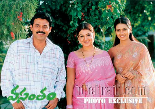Vasantam HD Movie Watch Online | Venkatesh, Kalyani, Aarti Agarwal