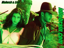 Mahesh & Lisa Ray