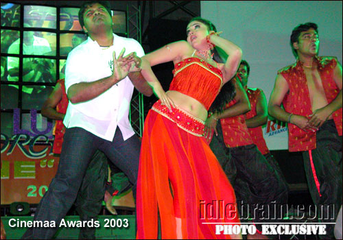 Telugu cinemaa awards 2003