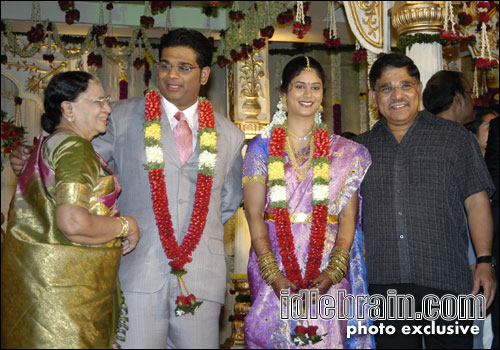Allu Venkatesh marriage