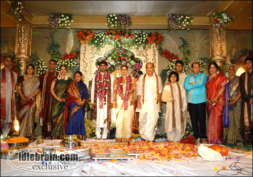 Padmini marriage