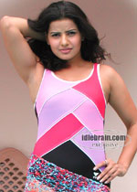 Madhu Sharma in Swim Suit