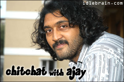 Ajay chitchat telugu film actor ajay thecheapjerseys Choice Image