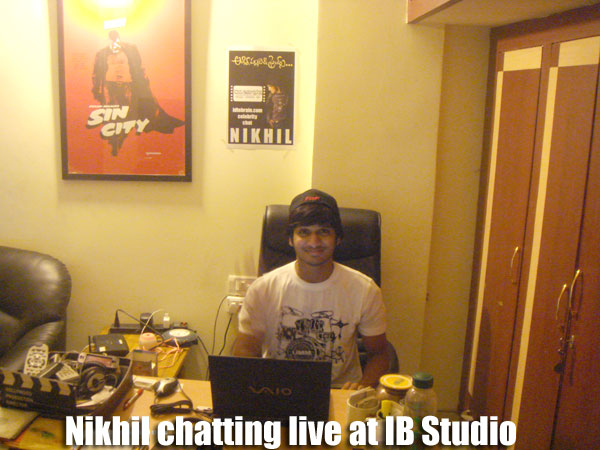 Transcript of Nikhils chat with the visitors of idlebraincom