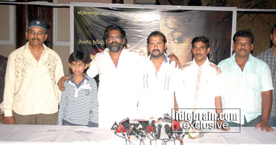 panchakshari press meet
