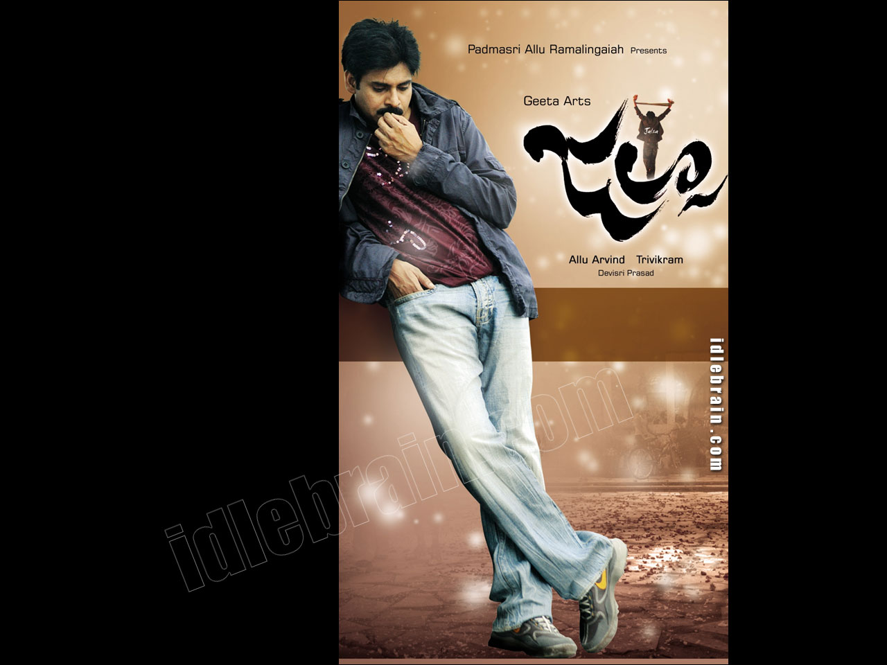 Jalsa - Telugu film wallpapers - Telugu cinema