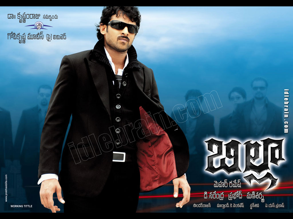 Billa 2009 Movie Hindi Download