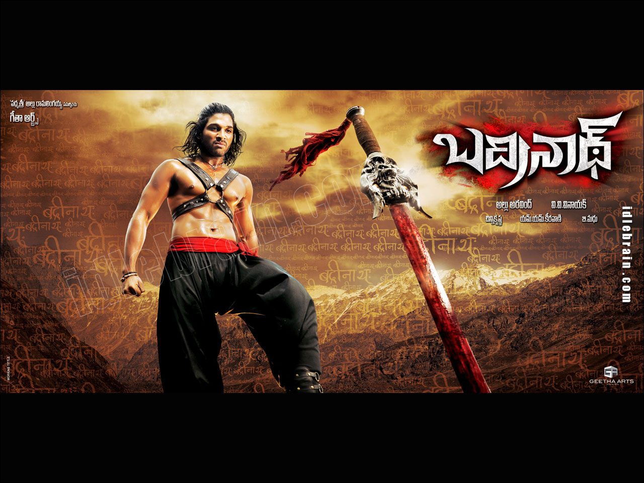 Allu Arjun Body Xpos Images Images & Pictures - Becuo