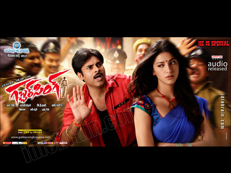 Gabbar Singh - Telugu film wallpapers - Telugu cinema ...