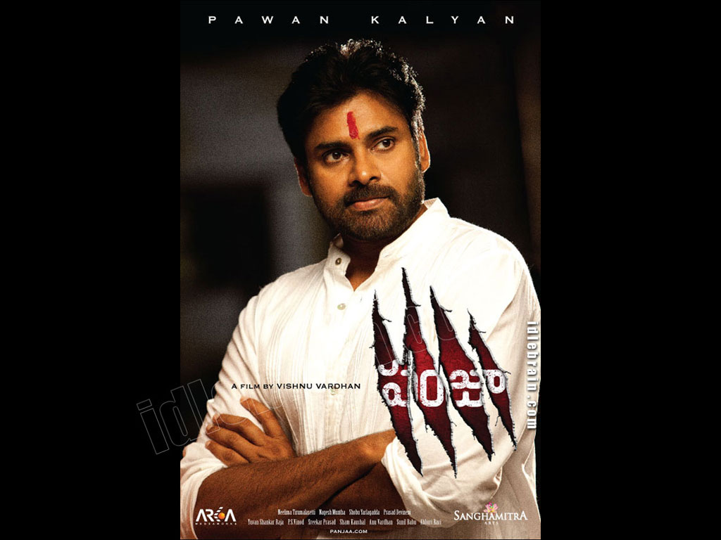 Pawan kalyan's powerful dialogue in panjaa – chiranjeevi pawan.