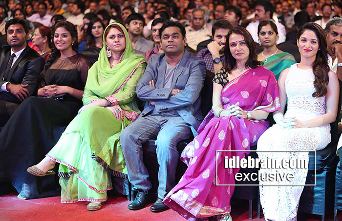 61st Idea Filmfare Awards 2013(south) - Telugu cinema news