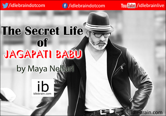 The Secret Life of Jagapati Babu