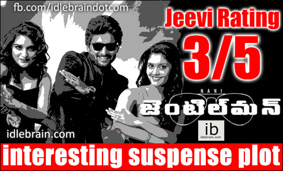 Gentleman jeevi review