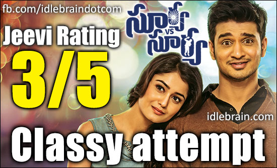 Surya Vs Surya jeevi review