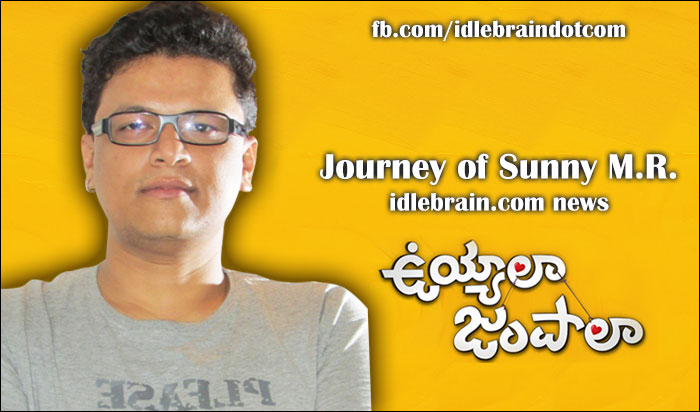 Journey of Sunny M.R.