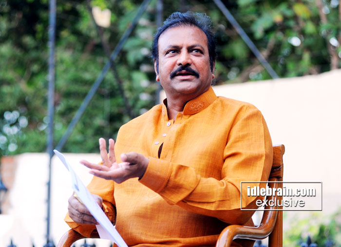mohan babu movies list