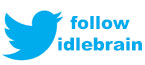 follow idlebrain on twitter