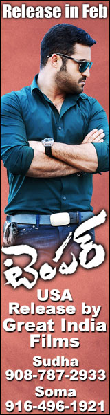 temper in usa by great india films