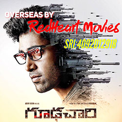 Goodachari overseas by Red Heart