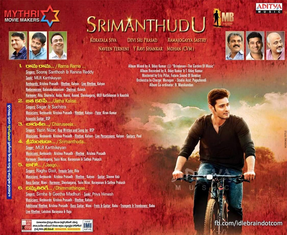Image result for telugu movie songs list