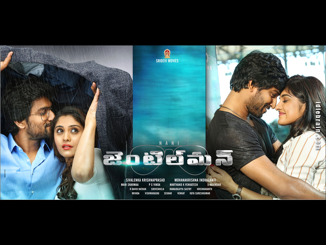 Nani and Surabhi in Gentleman