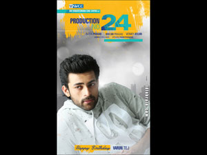Varun Tej  Birthday 2017 wallpapers