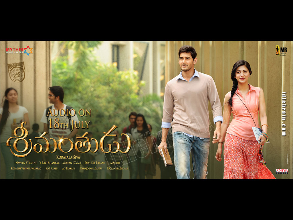 Telugu film srimanthudu download / Once upon a time season 5
