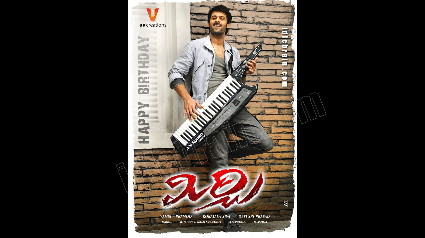 Mirchi - Telugu film wallpapers - Telugu cinema