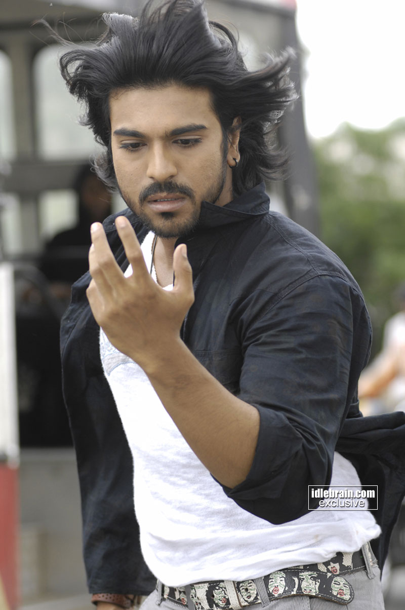 magadheera photo gallery - telugu cinema - ram charan teja& kajal