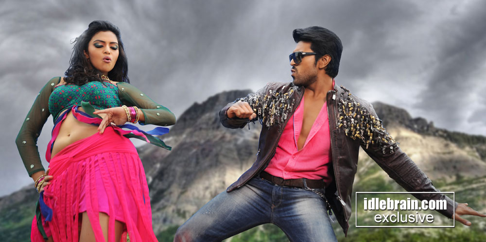 Naayak photo gallery - Telugu cinema - Ram Charan, Kajal ... Naayak