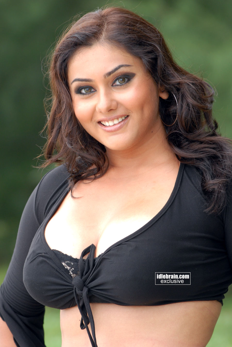 Namitha South Indian Actress Elakiri Munity
