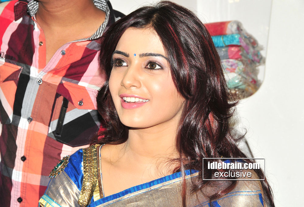 Samantha Photo Gallery Telugu Cinema Actress