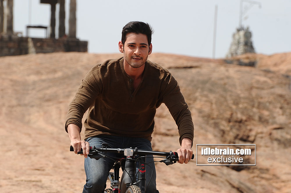 Srimanthudu   movie stills