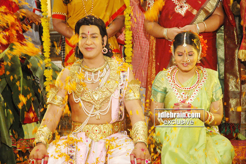 Sri Srinivasa Padmavathi Kalyanam photo gallery - Telugu