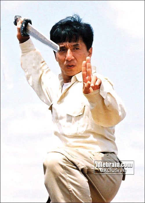 ... .com > Photo Gallery > The Myth (Jackie Chan & Mallika Sherawat