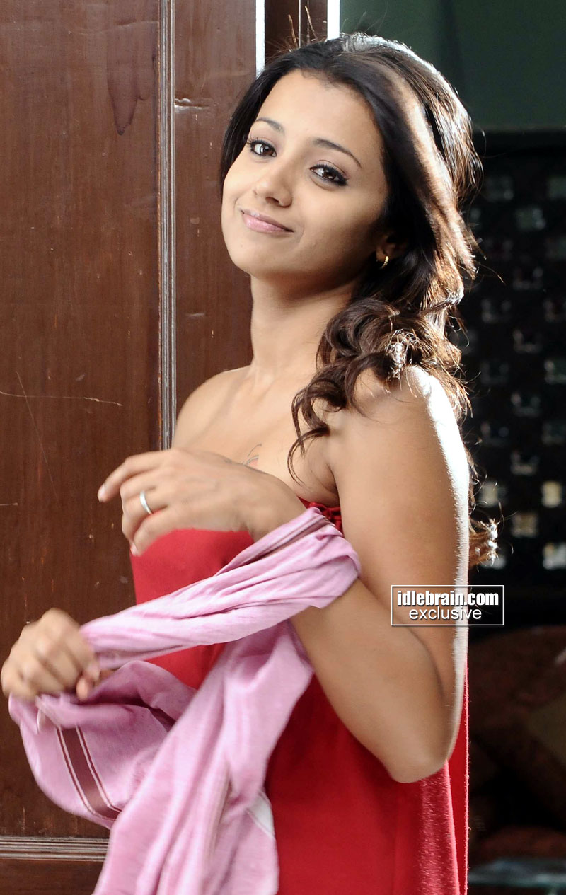Think, Tamil actress trisha nude