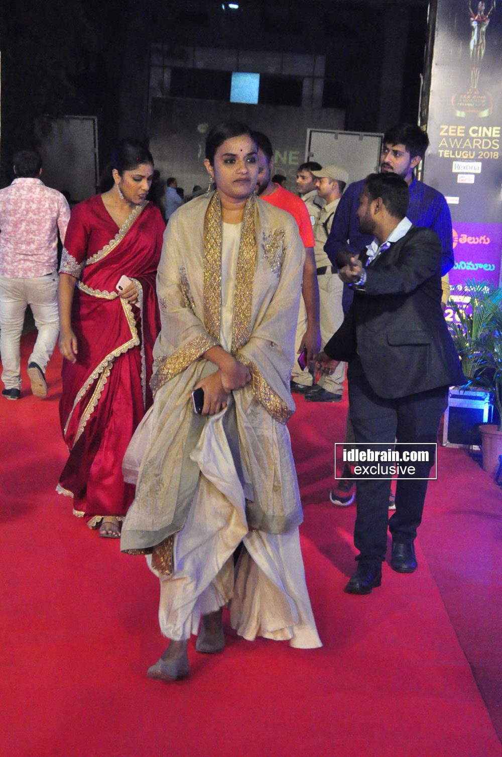 Zee Cine Awards Telugu 2018 Red Carpet - Telugu cinema